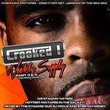 Cashflow Mixtapes - D.J. Focuz and Stretch Money Presents Crooked I Weekly Supply Pt. 3-4 Cover Art