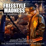 Cashflow Mixtapes - D.J. Focuz and Stretch Money Presents Freestyle Madness Jadakiss Edition Cover Art