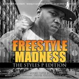 Cashflow Mixtapes - D.J. Focuz and Stretch Money Presents Freestyle Madness Styles P Edition Cover Art