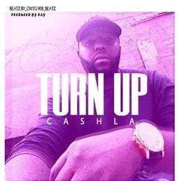 Cashla - Turn Up_[Emtee instru.Remake by omyG_908_Beatz] Cover Art