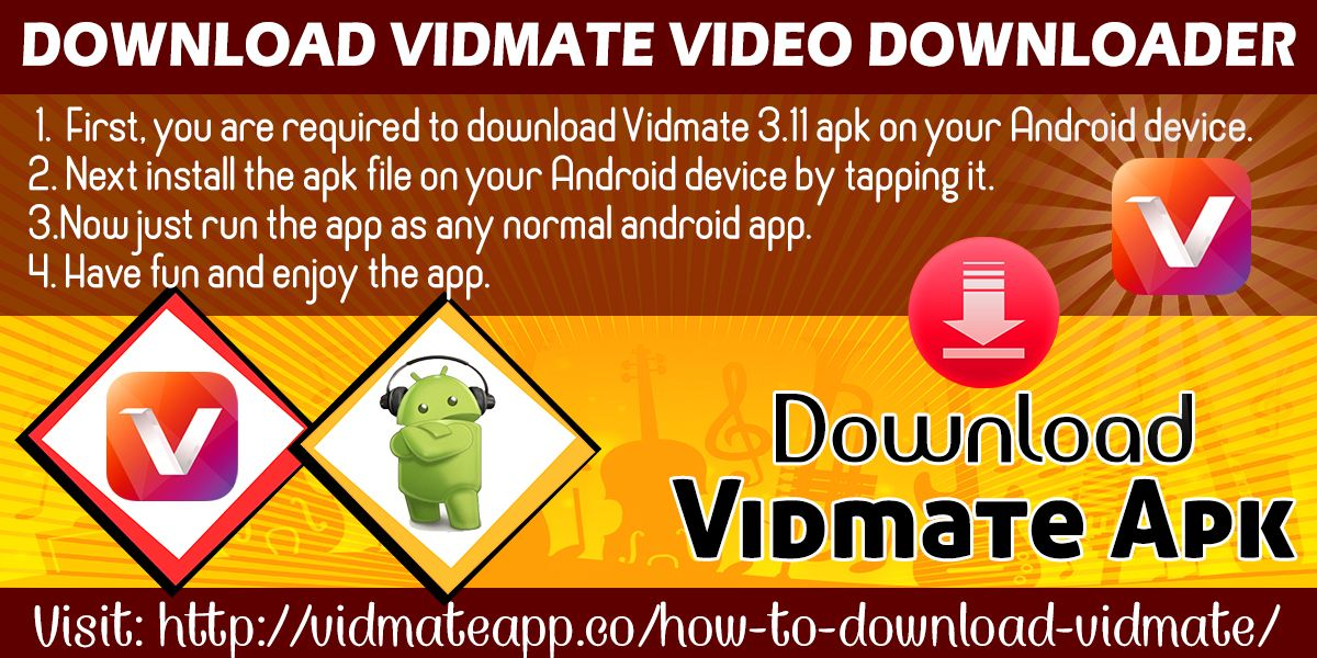Download Vidmate Video Downloader by cassandrawilson from