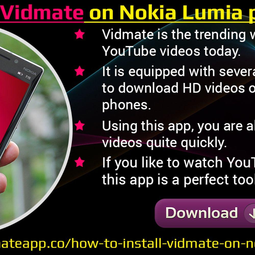 nokia lumia applications download