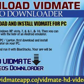vidmate video downloader app install