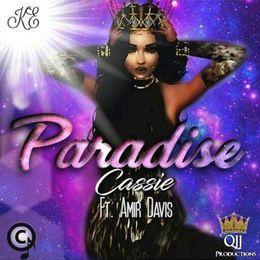 Cassie E. Ventura - Paradise Cover Art