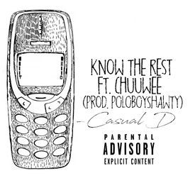 Know The Rest (ft. Chuuwee)