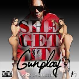 Gunplay - She Get It (Prod by DJ Relentt) (Dirty)