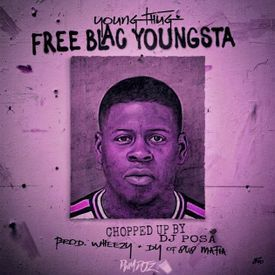 FREE BLAC YOUNGSTA CHOPPED UP