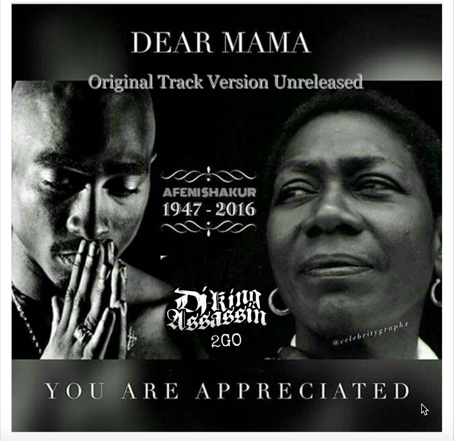 dear mama tupac Choose and determine which version of dear mama chords and guitar tabs by 2pac you can play last updated on 07292015.