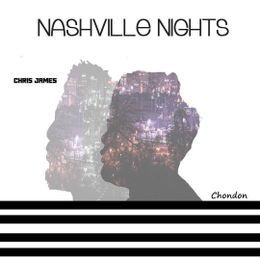Chandonae Baskin - Nashville Nights Cover Art