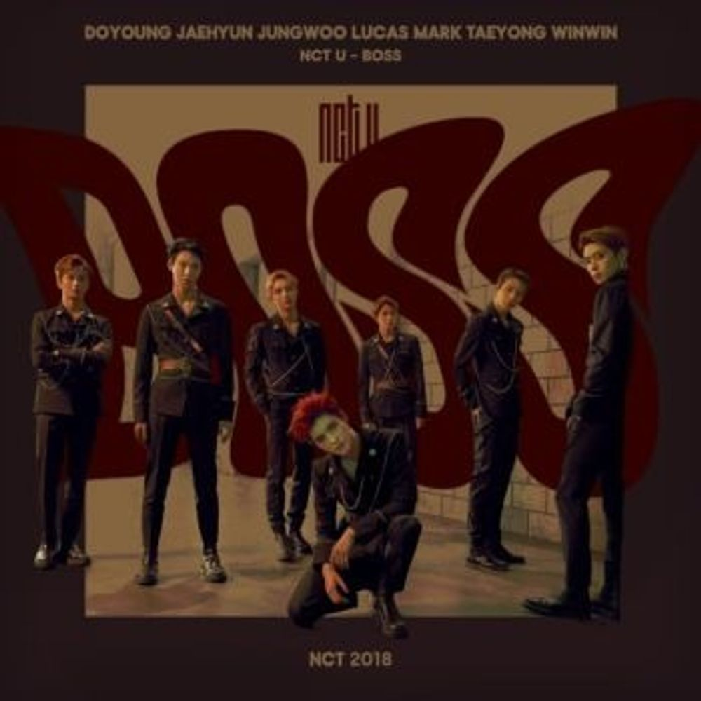 BOSS by NCT U from charisa_: Listen for free