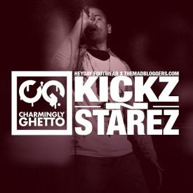 Charmingly Ghetto - Kickz-N-Starez Cover Art