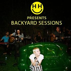 Happy Hippie Presents: Backyard Sessions by Miley Cyrus ...