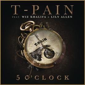 5 O'Clock (feat. Wiz Khalifa & Lily Allen)