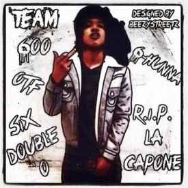 L'A Capone x Murder