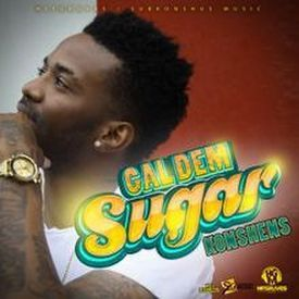 Konshens-Gal dem sugar(official music)