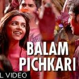 Balam Pichkari Full Song Video Yeh Jawaani Hai Deewani - Ranbir Kapoor, Dee