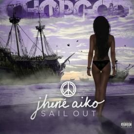 Jhene Aiko - The Vapors feat. Vince Staples (chopped by @MajorIsHere)