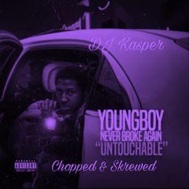 Untouchable Chopped & Skrewed By DJ Kasper