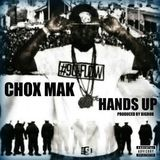 Chox-Mak - Hands Up Cover Art