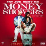Chris Cash - Money Showers Remix Cover Art