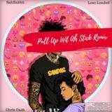 Chris Cash - Pull up wit ah stick remix Cover Art