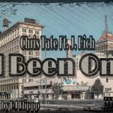 Chris Tate - I Been On Cover Art