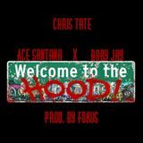 Chris Tate - The Hood Cover Art