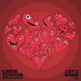 Chris Turner - LOVE BOMB, the EP Cover Art
