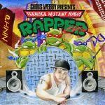 Chris Webby - Teenage Mutant Ninja Rapper Cover Art
