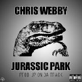 Chris Webby - Jurassic Park Cover Art