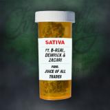 Chris Webby - Sativa Cover Art