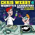 Chris Webby - Webster's Laboratory Cover Art