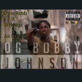 Christopher Capiche Robbin - OG Bobby Johnson Freestyle Cover Art