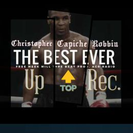 Christopher Capiche Robbin - The Best Ever Cover Art