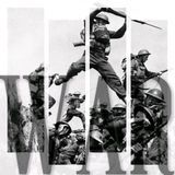 Christopher Capiche Robbin - WAR Cover Art