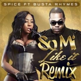 Spice ft Busta Rhymes - So Mi Like It [Remix]