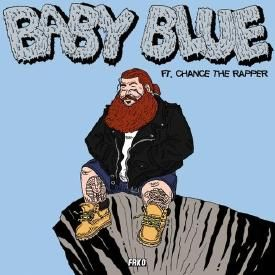 Baby Blue Feat. Chance The Rapper