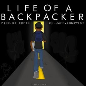 Chuuwee - Life Of A Back Packer  Cover Art