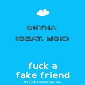 Fuck Fake Friends (feat. MGK)