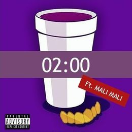 Chyna The Artist - 02.00am (Feat. Mali Mali) Cover Art