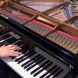 Naruto Shippuuden OP3 [piano]