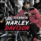 cjthechemist - HARLEY DAVISON Cover Art