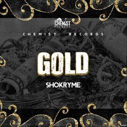 cjthechemist - SHOKRYME-GOLD (CLEAN) Cover Art
