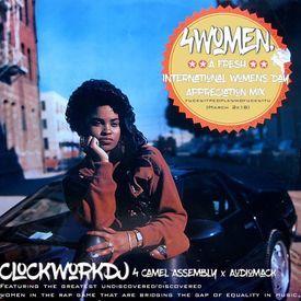 4WOMEN : A Fresh International Women's Day Mix (March 2k18 Edition)