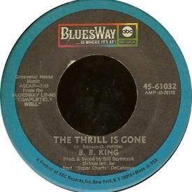 The Thrill is Gone  (A Pied Piper Remix)