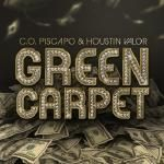 C.O. Piscapo - Green Carpet Cover Art