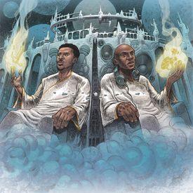 Giant Steps (feat. Bishop Lamont, Torae, Skyzoo & DJ Revolution)
