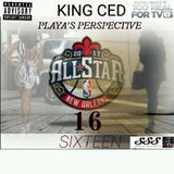 Coast 2 Coast Mixtapes - PLAYA'S PERSPECTIVE - SIXTEEN (16) Cover Art