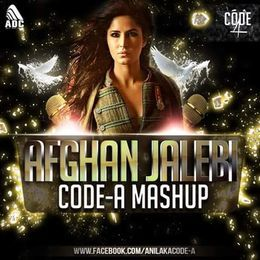 Code-A official - Afghan Jalebi (Code-A Remix) Cover Art