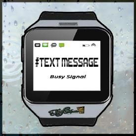 #TEXT MESSAGE
